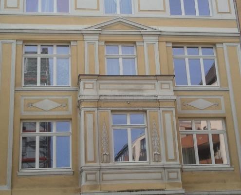 Altbau neue Fenster