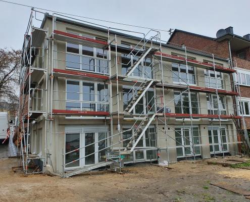 Kunststoff Fenster Neubau