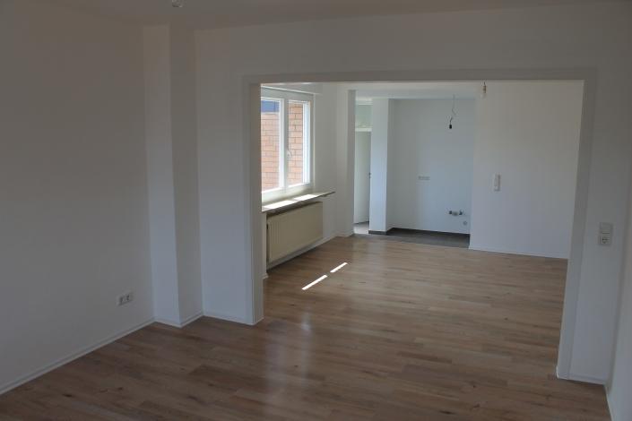 Vollständige Renovierung Immobilie